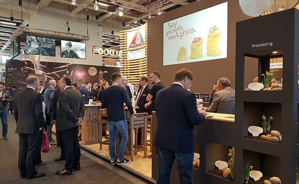 Agrico presents 'the next generation of potatoes' at Fruit Logistica in Berlin
