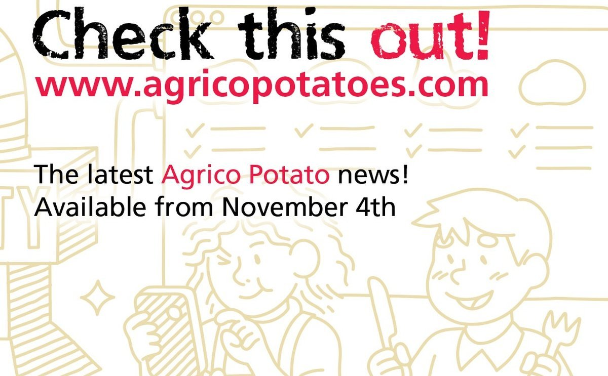 Agrico shows new potato varieties on online platform