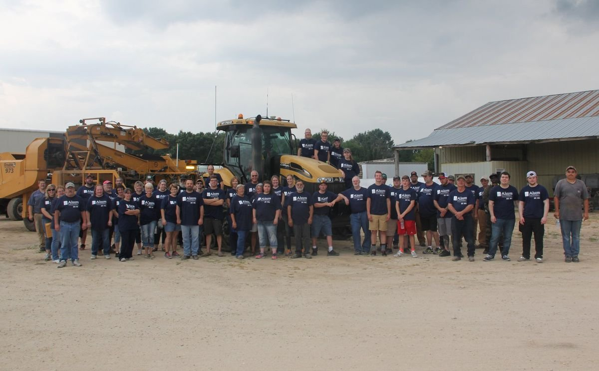 Alsum Farms & Produce Celebrates 45 Years Of Continued Growth With Farm Field Days