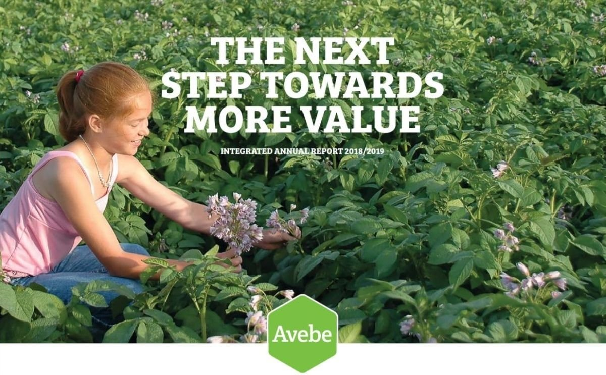 Avebe sets a new standard with its integrated annual report