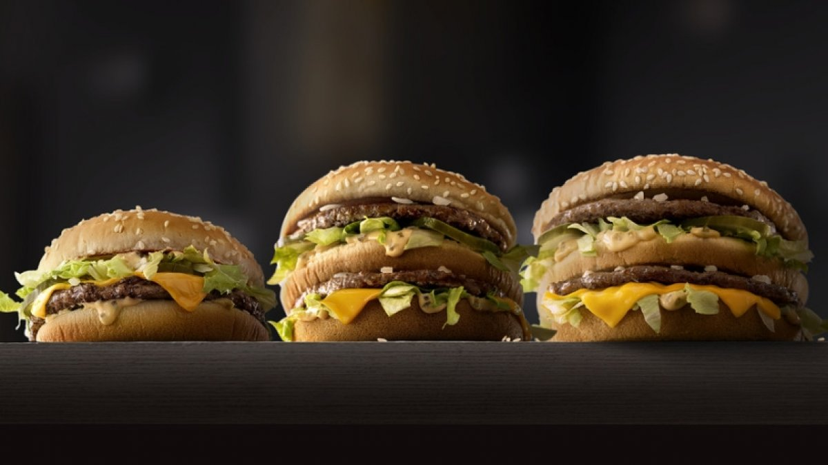 McDonald's is testing new Big Macs and analysts want fries with that