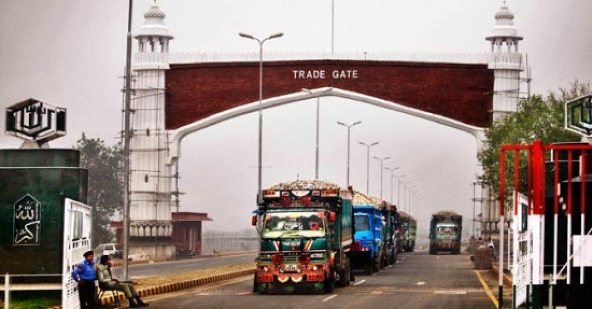 Border between India and Pakistan