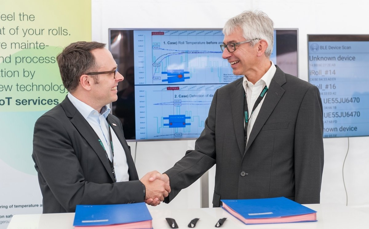 Bosch and Bühler strengthen research cooperation