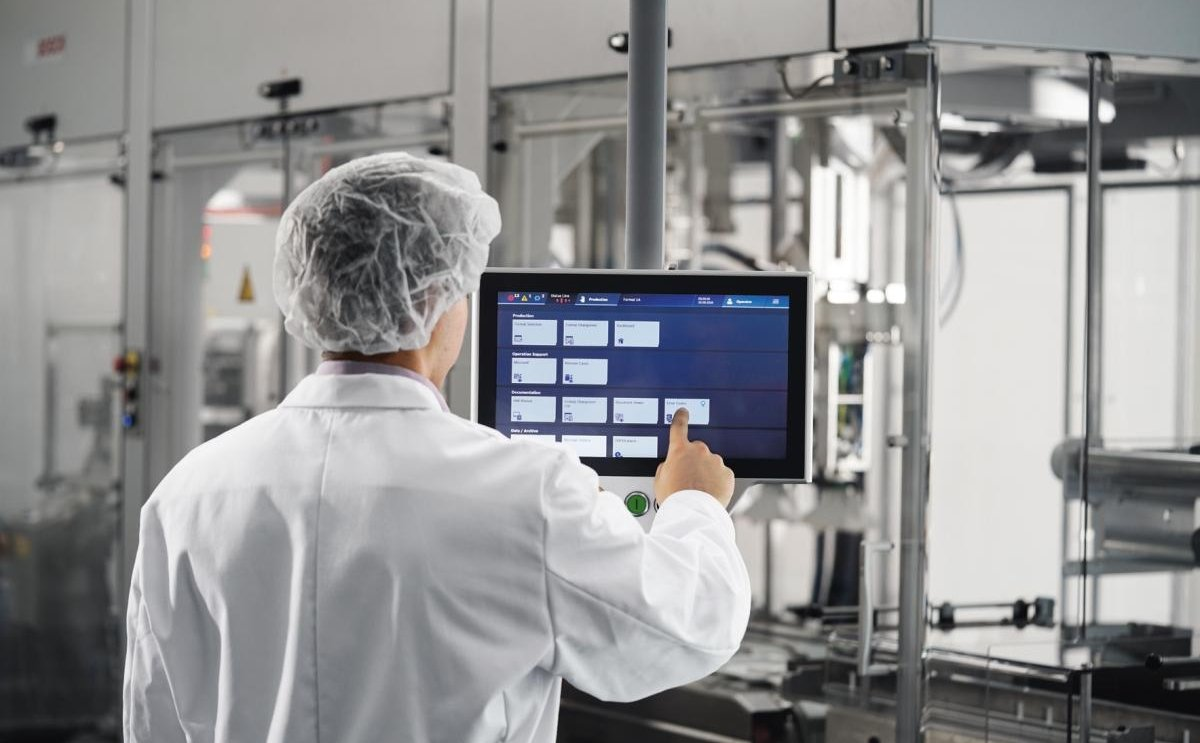 Bosch presents the connected factory, Industry 4.0 at Interpack