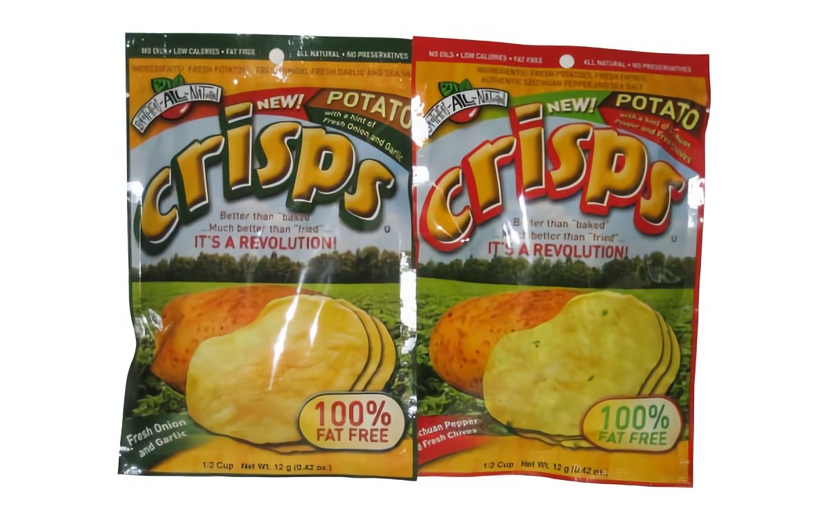 Brothers-All-Natural Introduces the First-Ever Naturally Fat-Free Potato Crisps