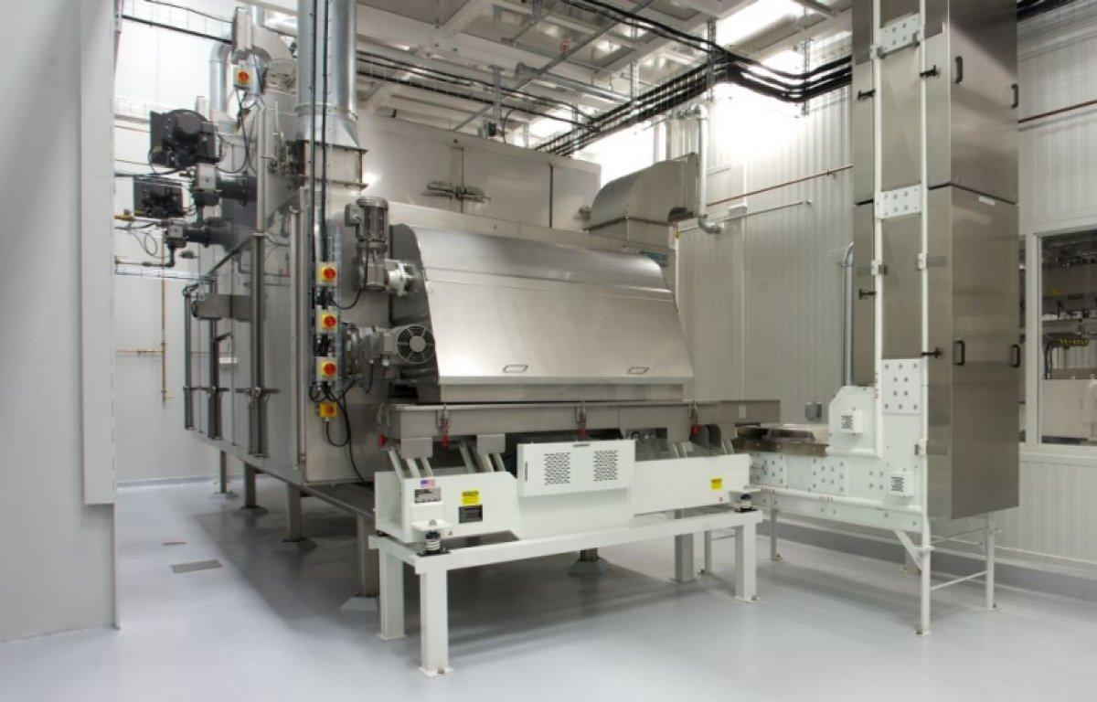 Aeroglide dryer innovations focus on food safety