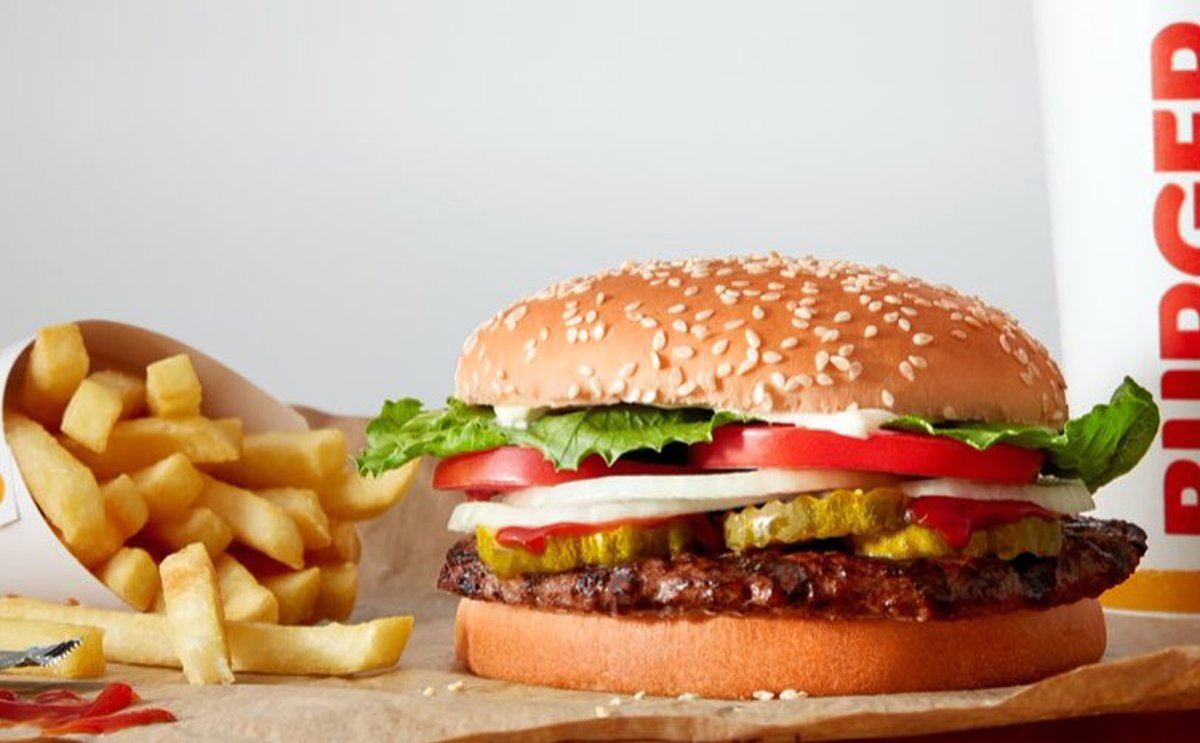 Burger King reveals a more tender side asking people to support McDonald's