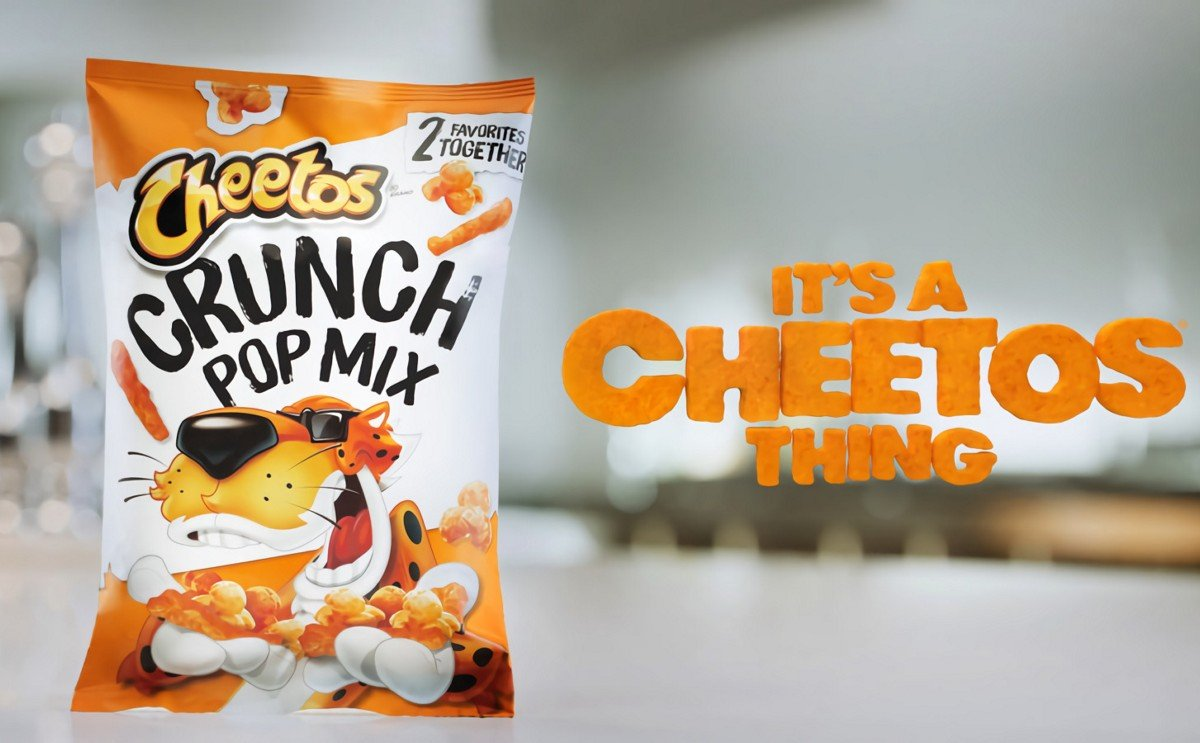 Cheetos® Returns to the Super Bowl Stage with Mysterious (or Mischievous?) Campaign Starring Ashton Kutcher