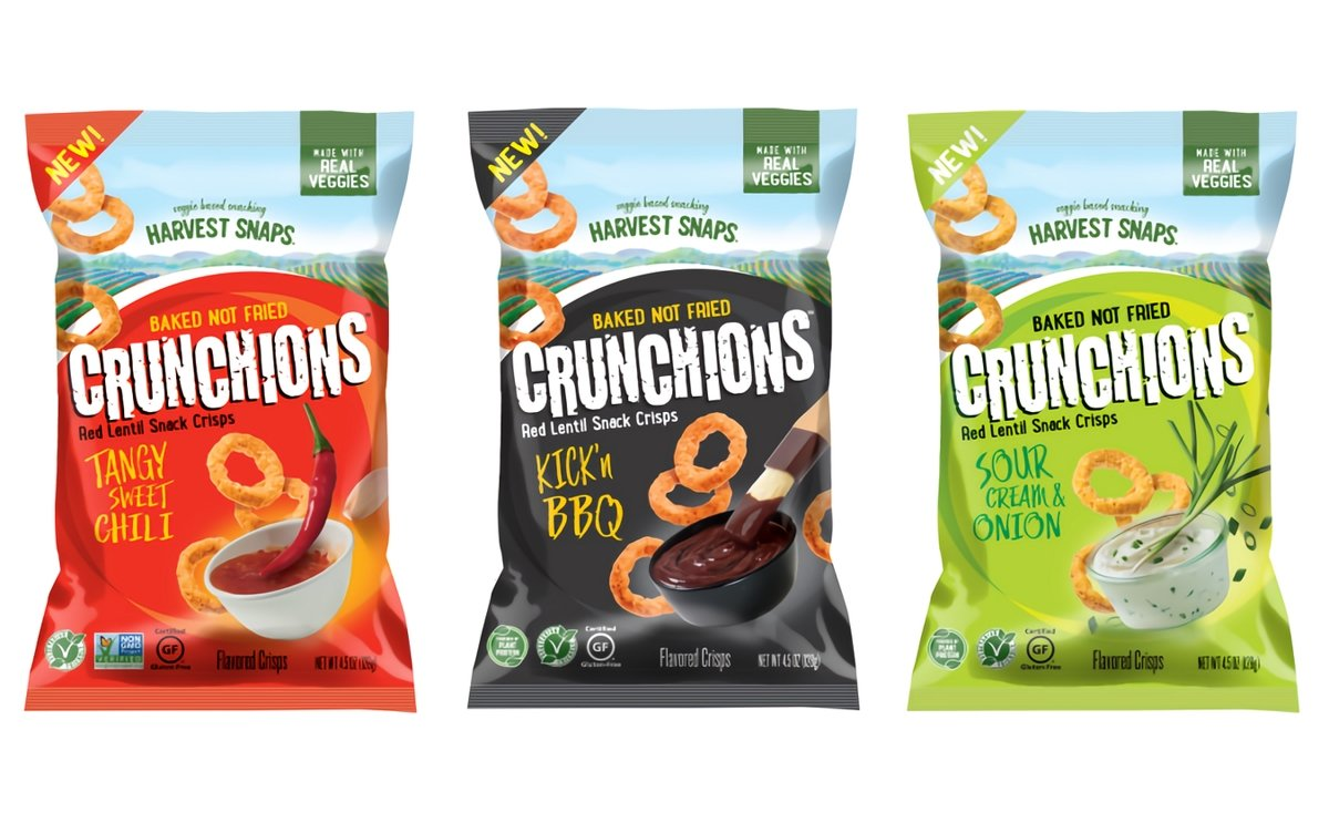 Harvest Snaps to Debut New Product, Fresh Packaging and Evolution Of Popper Duos