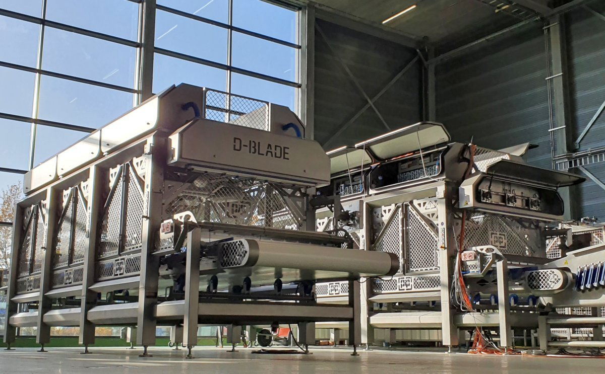 PIP Innovations and FoodeQ team up to offer robotic cutting line