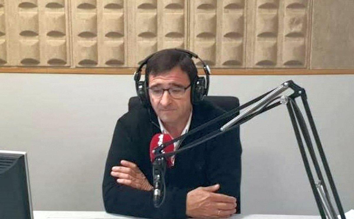 Eduardo Arroyo, presidente asociación de productores de patata de Castilla y León