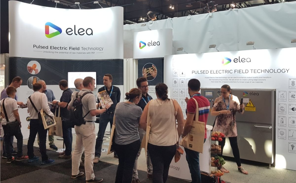 Elea highlights benefits PEF for snack sector at Snackex 2017