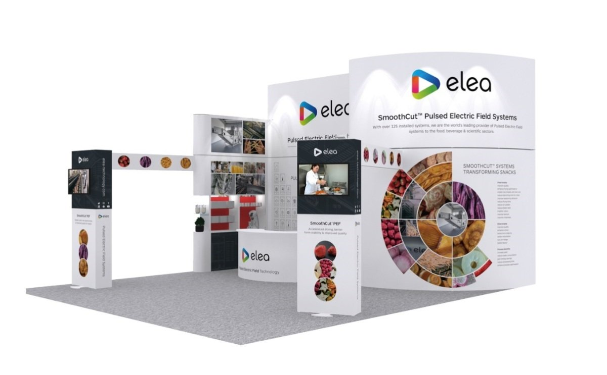 Join Elea and discover Pulsed Electric Field at SnackEx