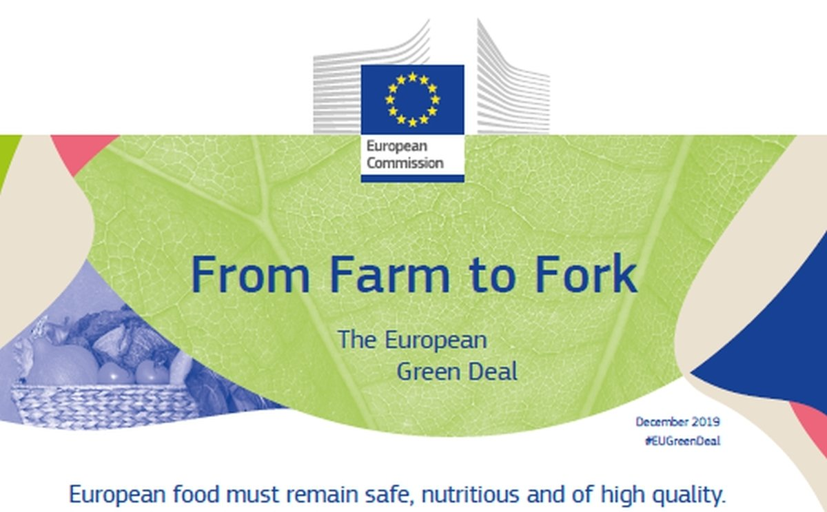 Starch Europe Welcomes the Publication of the EU Farm to Fork Strategy