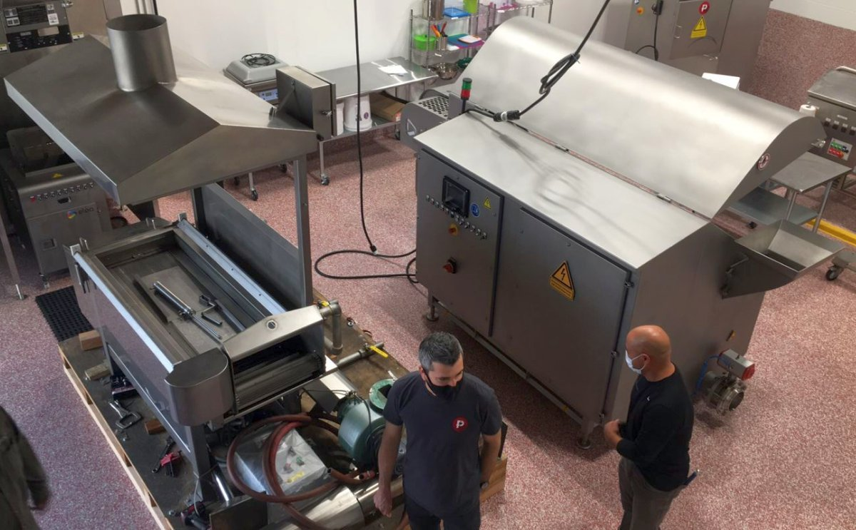 Food Physics Group has announced the opening of their new PEF (Pulsed Electric Field) application center at the company's headquarters in Boise, Idaho.