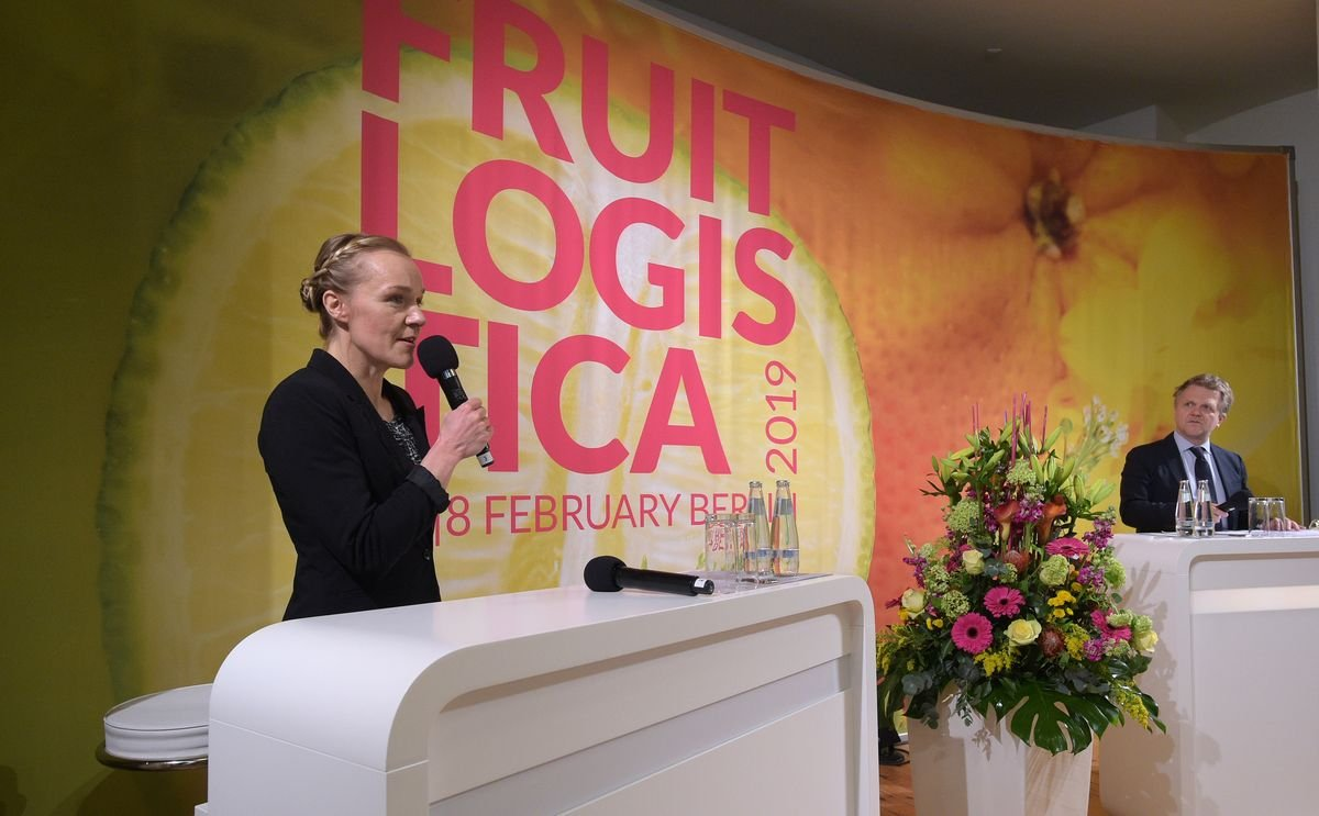Digital Transformation value chain central theme at Fruit Logistica 2019