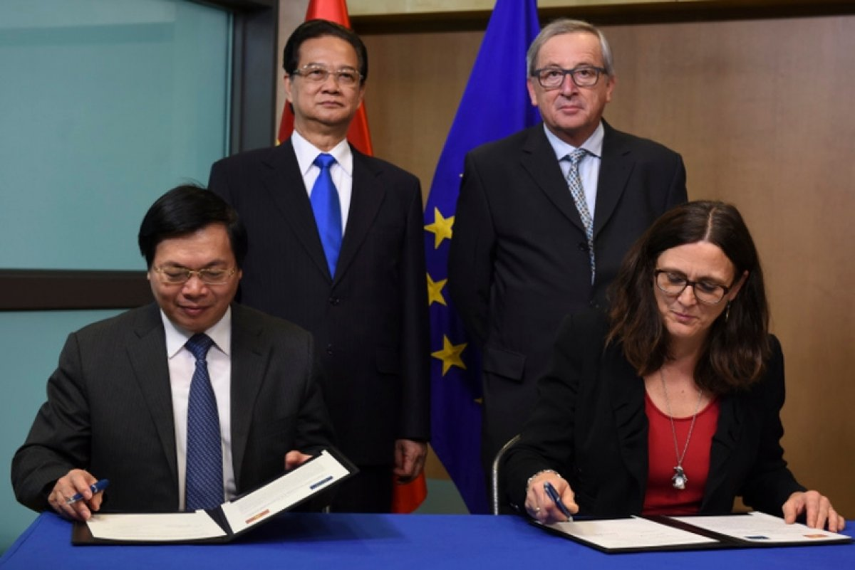 European Starch Industry comments on EU-Vietnam Free Trade Agreement