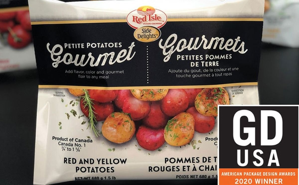 Side Delights Gourmet Petite Potatoes Receives US Packaging Design Award