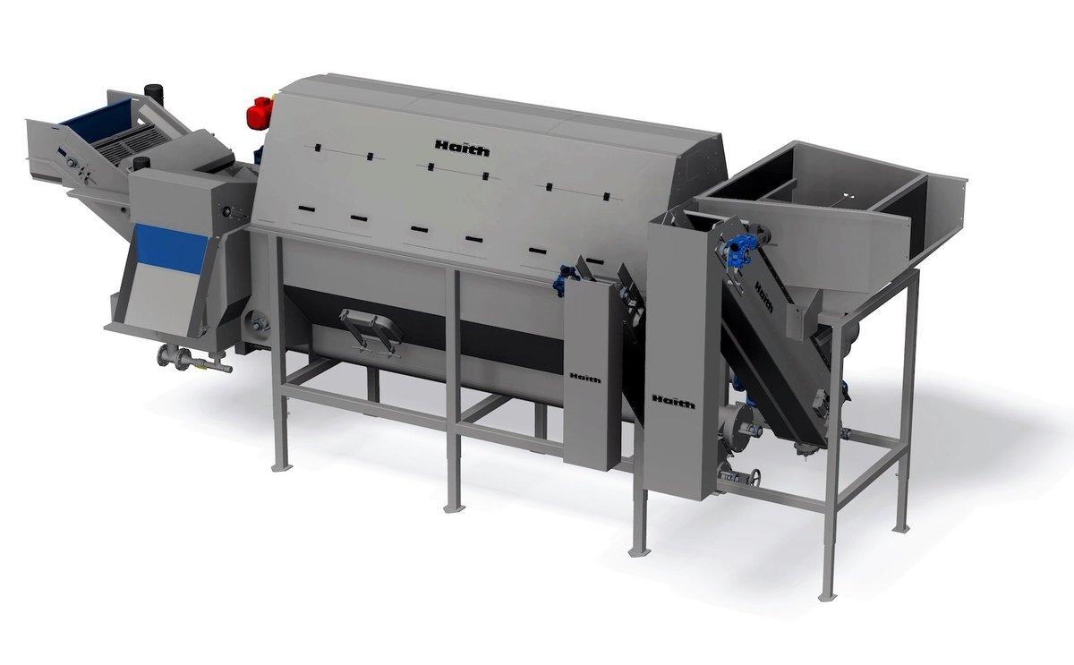 Equipment manufacturer Haith doubles presence at Potato Expo