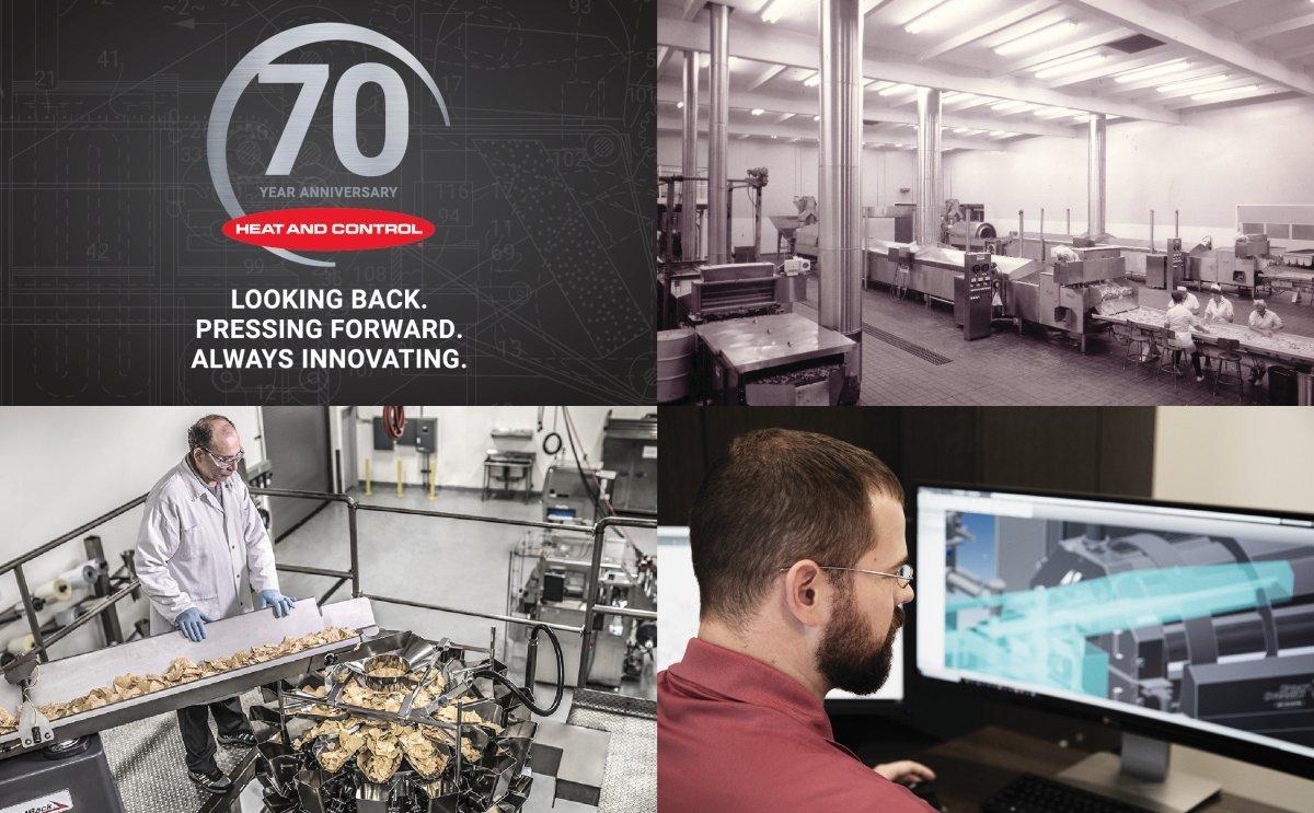 Heat and Control Celebrates 70th Anniversary