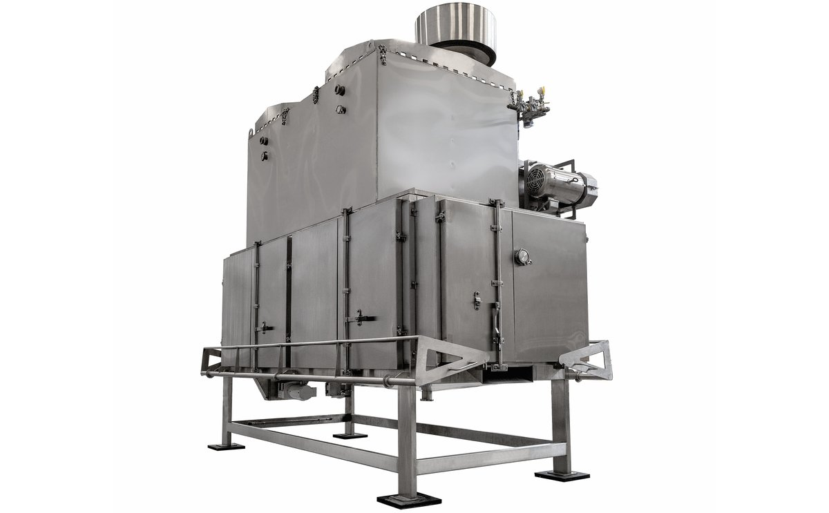 Heat and Control introduces new roasting technology at SNAXPO