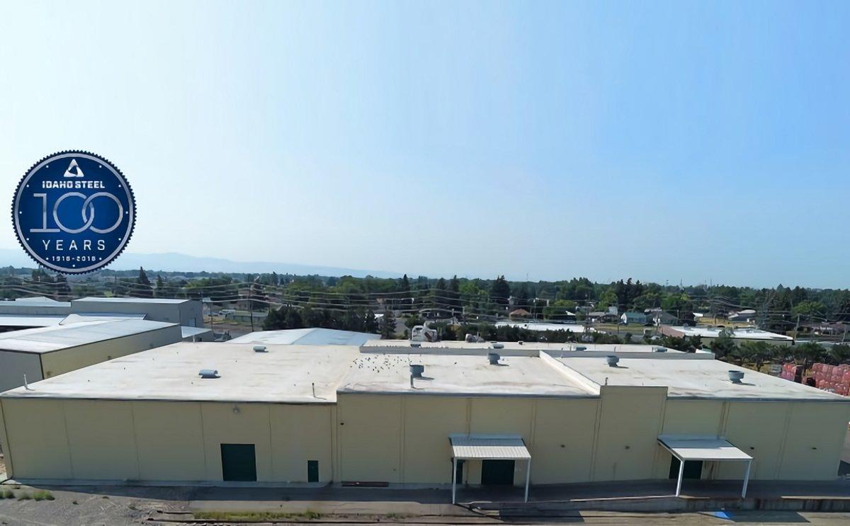 Processing Equipment manufacturer Idaho Steel creates 'room to grow'