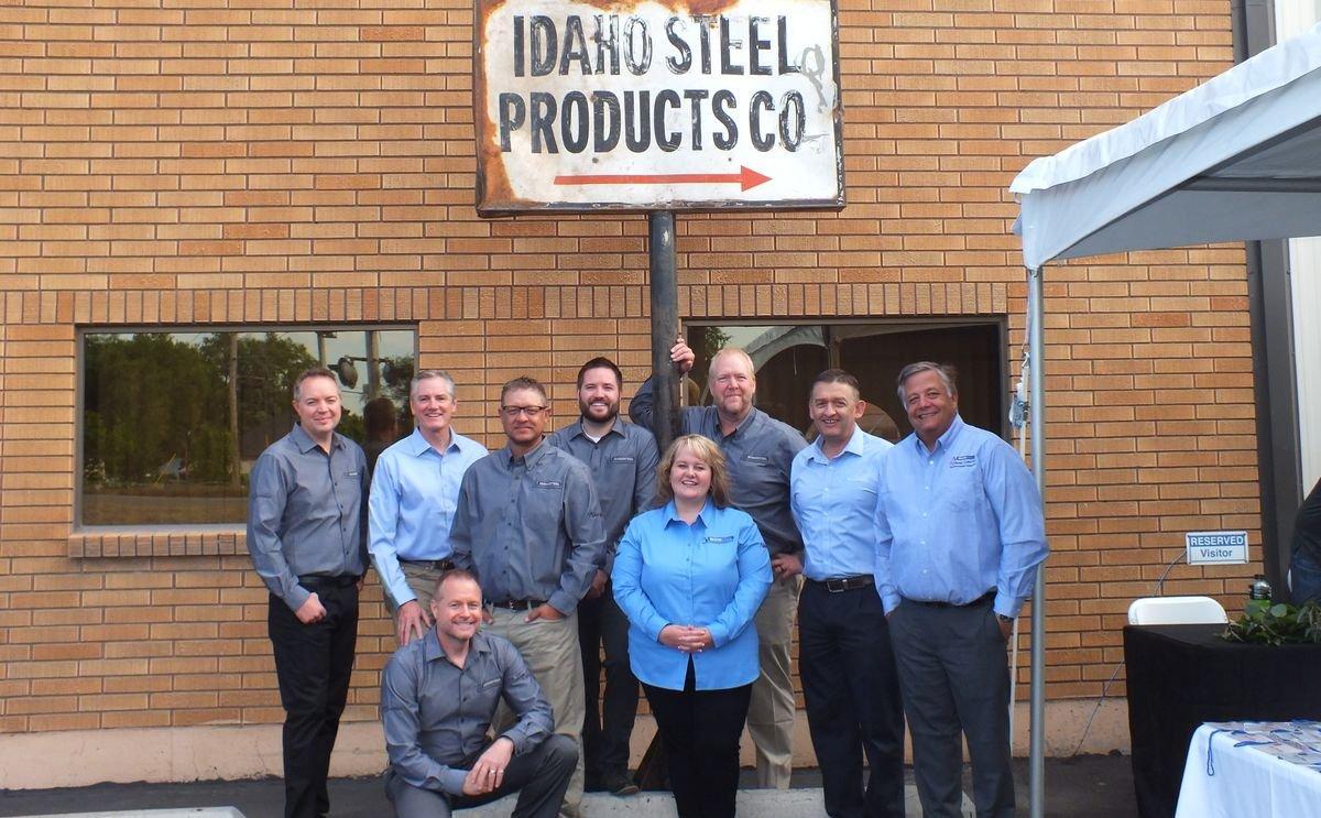 Equipment manufacturer Idaho Steel celebrates its 100-year anniversary