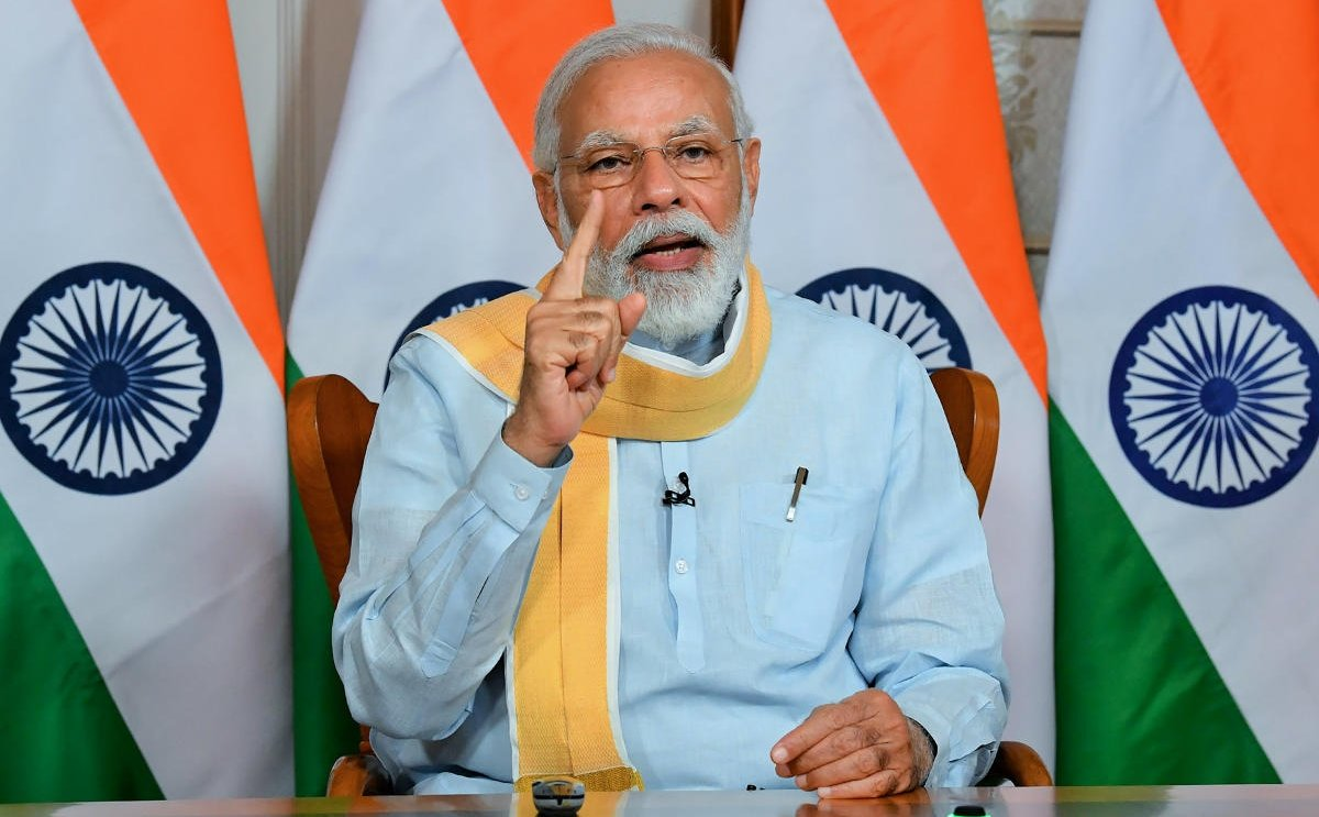 India's Prime minister Narendra Modi to address the Global Potato Conclave at Gandhinagar, Gujarat