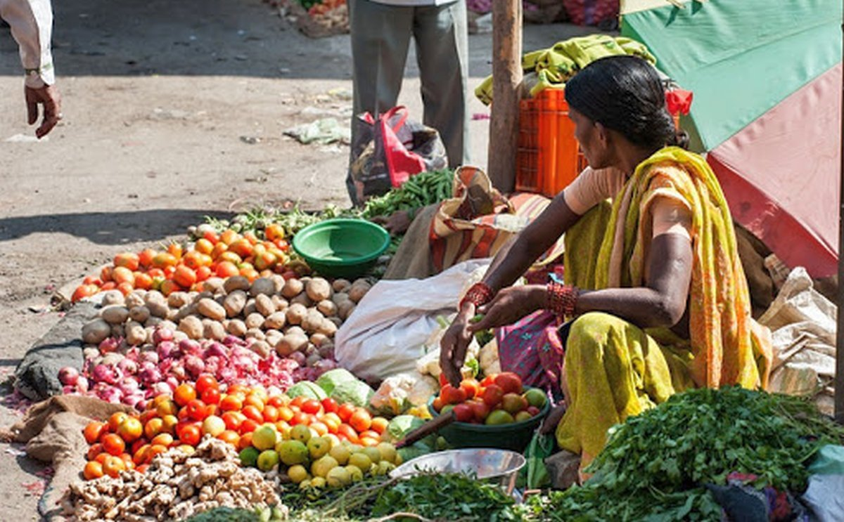 Is the Potato still a Staple in India after prices hike 92% in a Year?