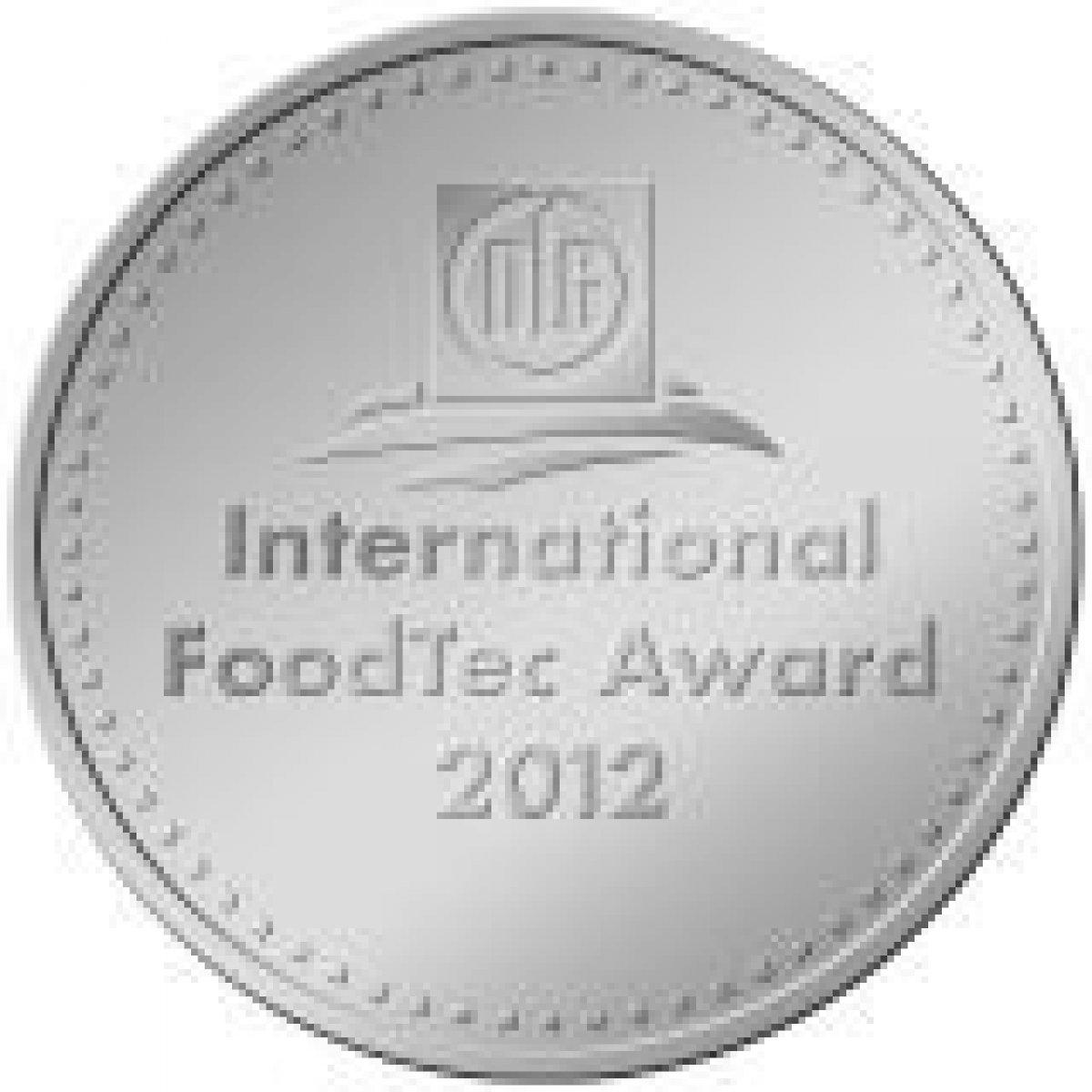 Silver Anuga FoodTec Award