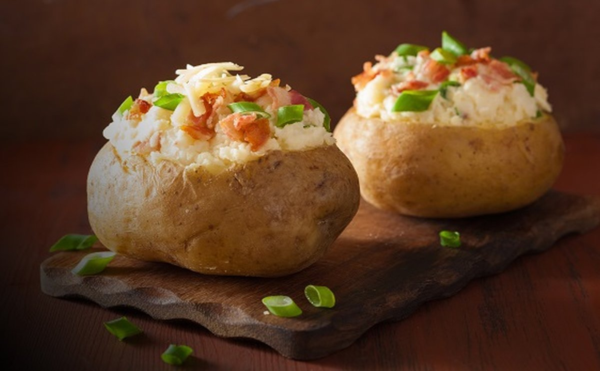Baked potato campaign will be right on target