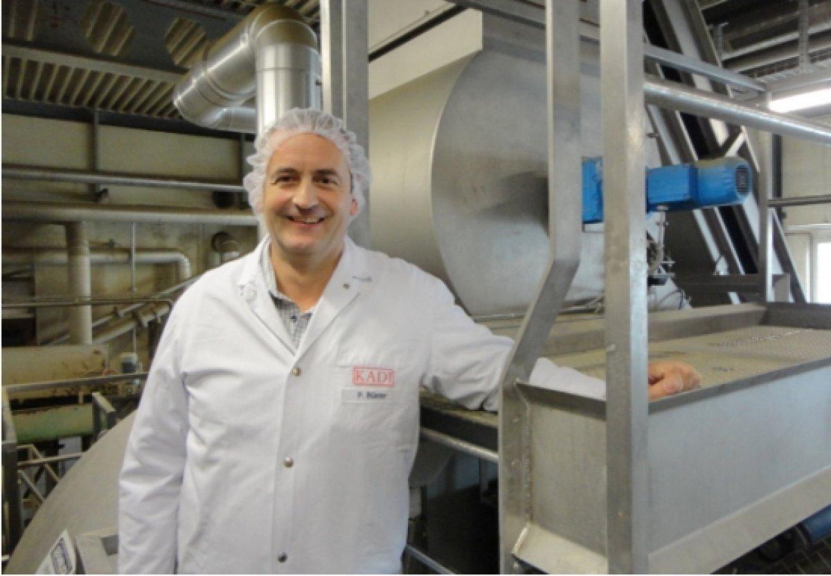 Peter Büeler, Head Engineering at Kadi AG