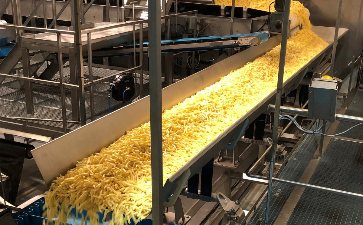 Key Technology Introduces Zephyr™ Next-Generation Horizontal-Motion Conveyor