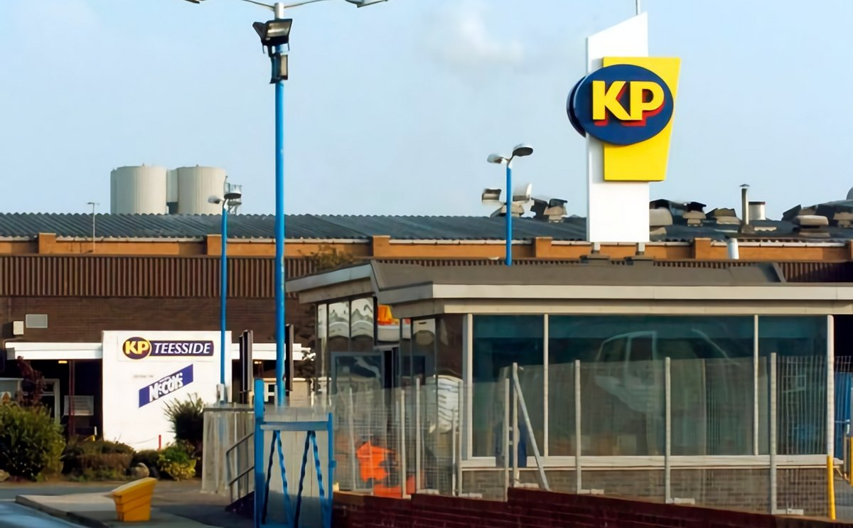 KP Snacks adds new snack pellet production line to its Billingham plant, which also produces Hula Hoops Puft and McCoy's