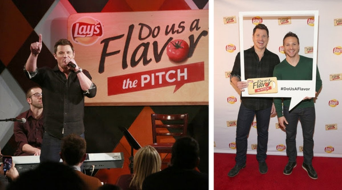 "The PITCH: Lay's latest ""Do Us A Flavor"" iteration in the United States ask you to PITCH your favorite Potato Chip Flavor"
