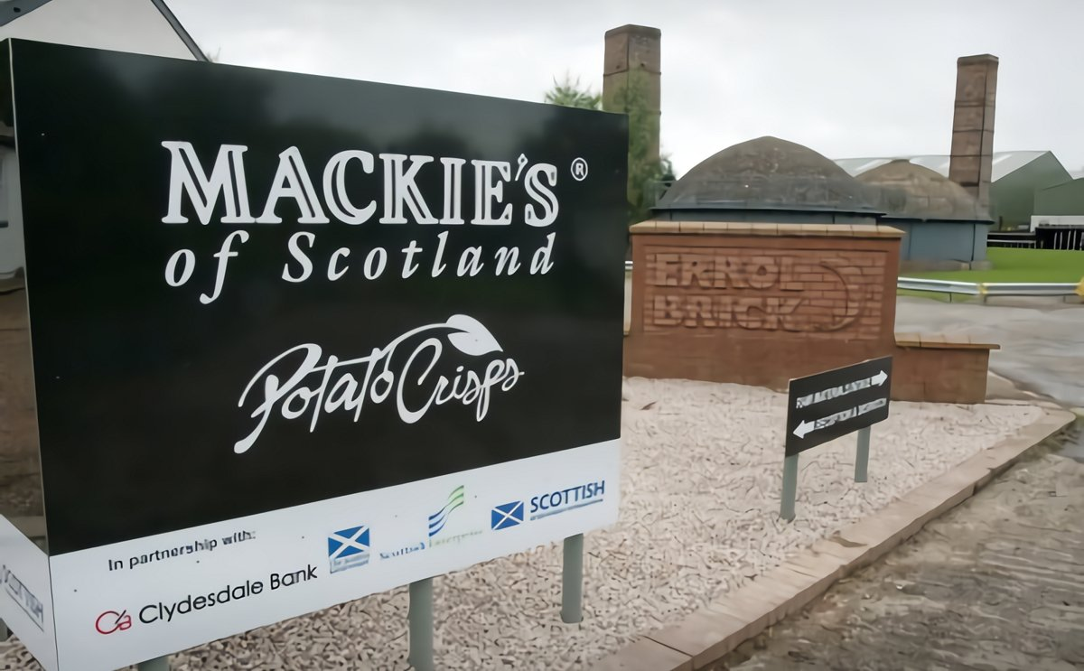 Mackies of Scotland factory opening