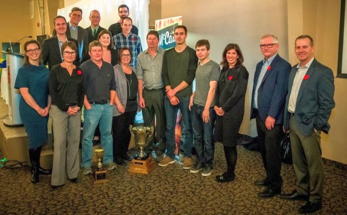 McCain Foods Announces 2018 Top Potato Growers at Annual Manitoba Awards Banquet