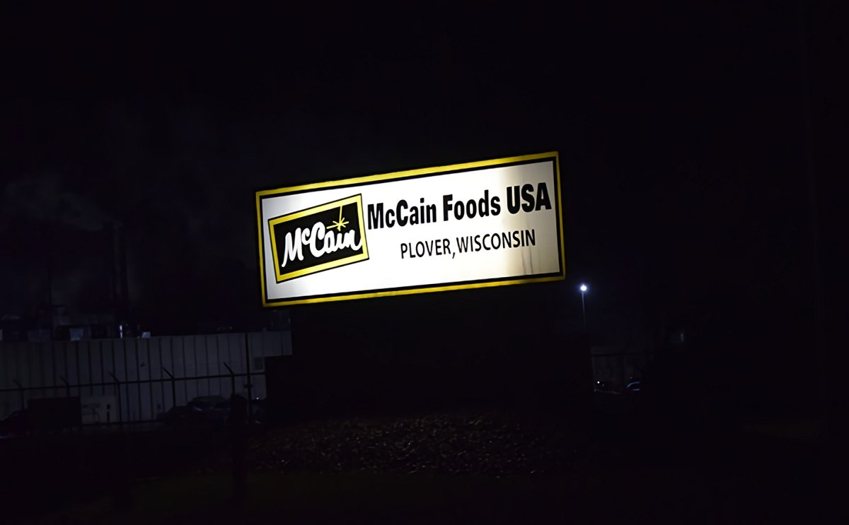 Quick action by employees prevents major fire damage at McCain Foods Plover