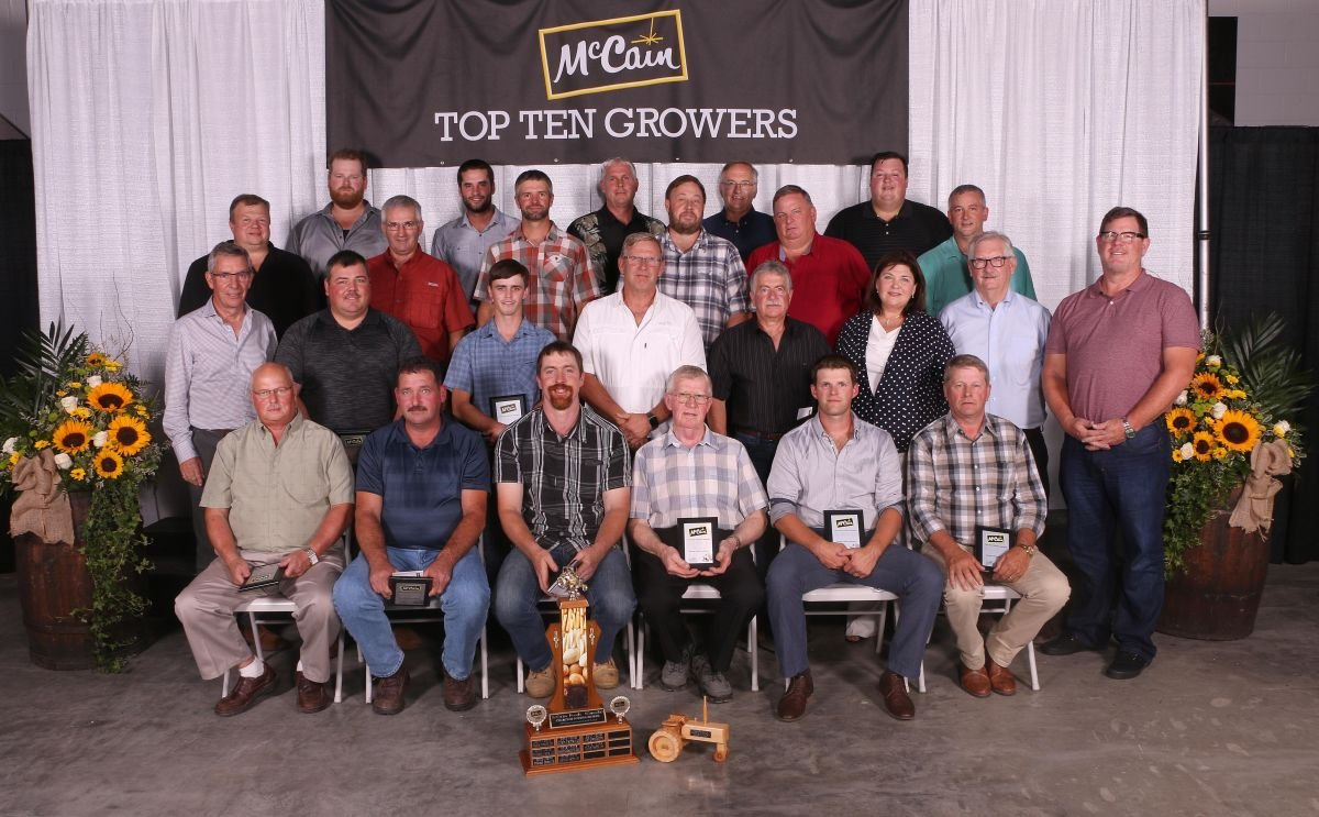McCain Foods Recognizes Guest Farms Ltd. As Champion Grower