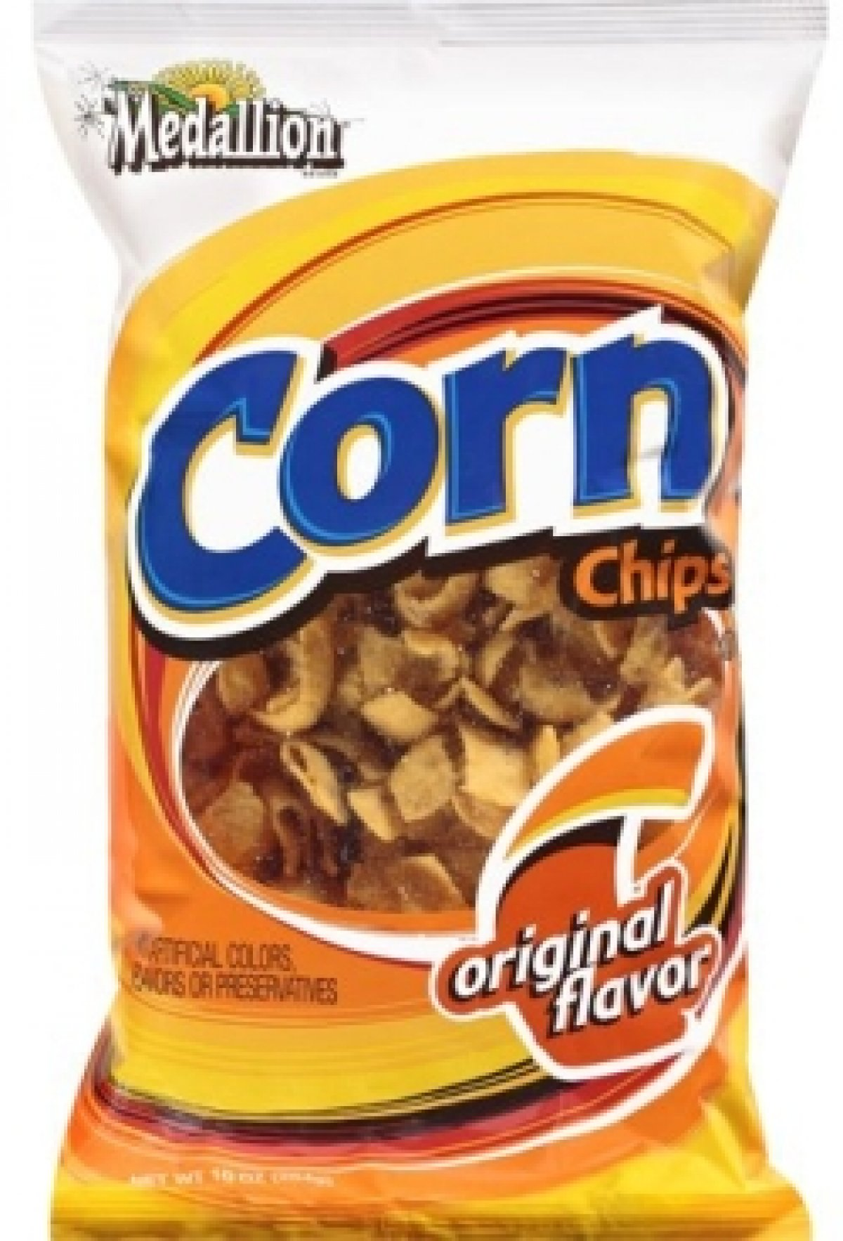 Medallion Corn Snacks