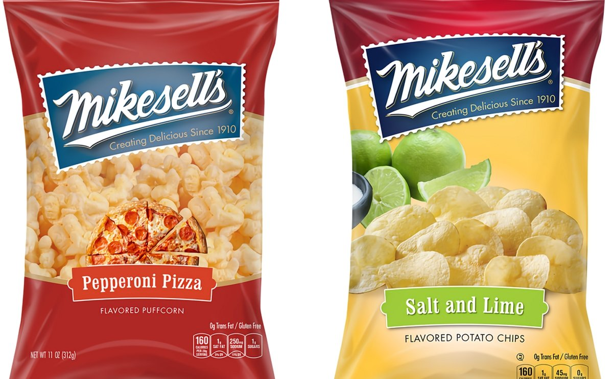 Mikesell's Snack Food Company adds new flavors to their lineup
