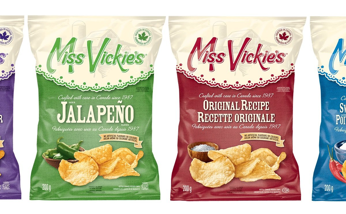 Seven flavours in various-sized bags part of recall