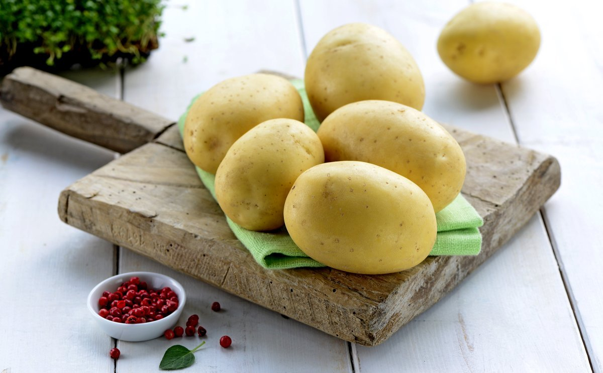 Innovation in German food retail trade: Europlant launches the Lower Carb Potato