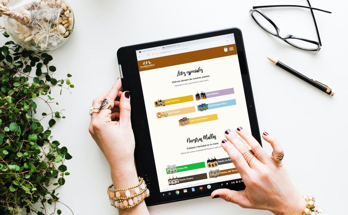 El Sector de la Patata Debe Adaptarse a los Gustos del Consumidor y a las Nuevas Formas de Venta como el Canal Online