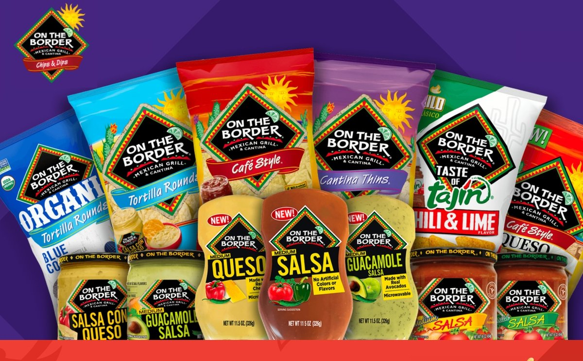 Utz Brands to acquire Truco Enterprises, the owner of 'On the Border' Tortilla Chips