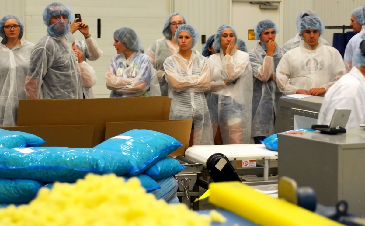 Penn State Students help Sterman Masser Potato Farms find New Potato Products