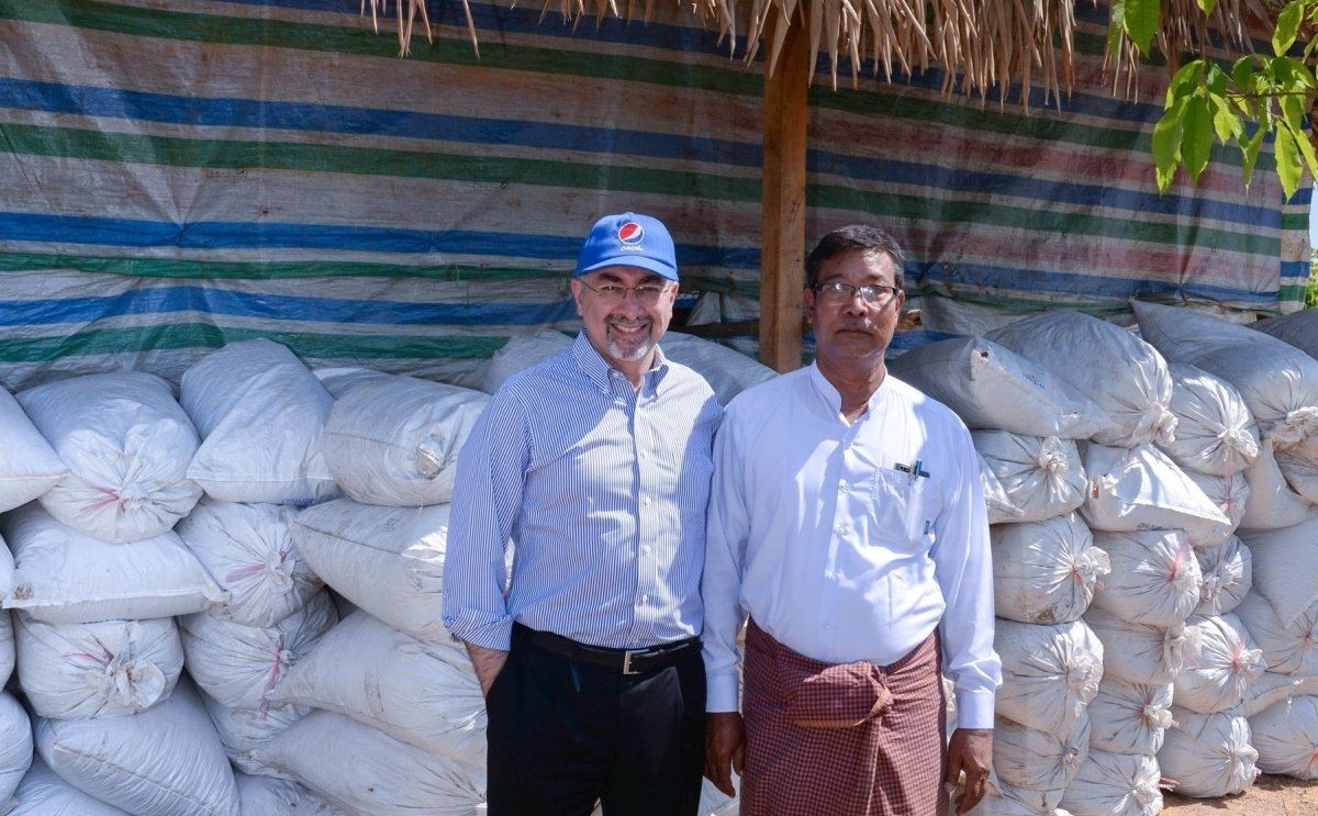Pepsico sees opportunities for potato cultivation in Myanmar