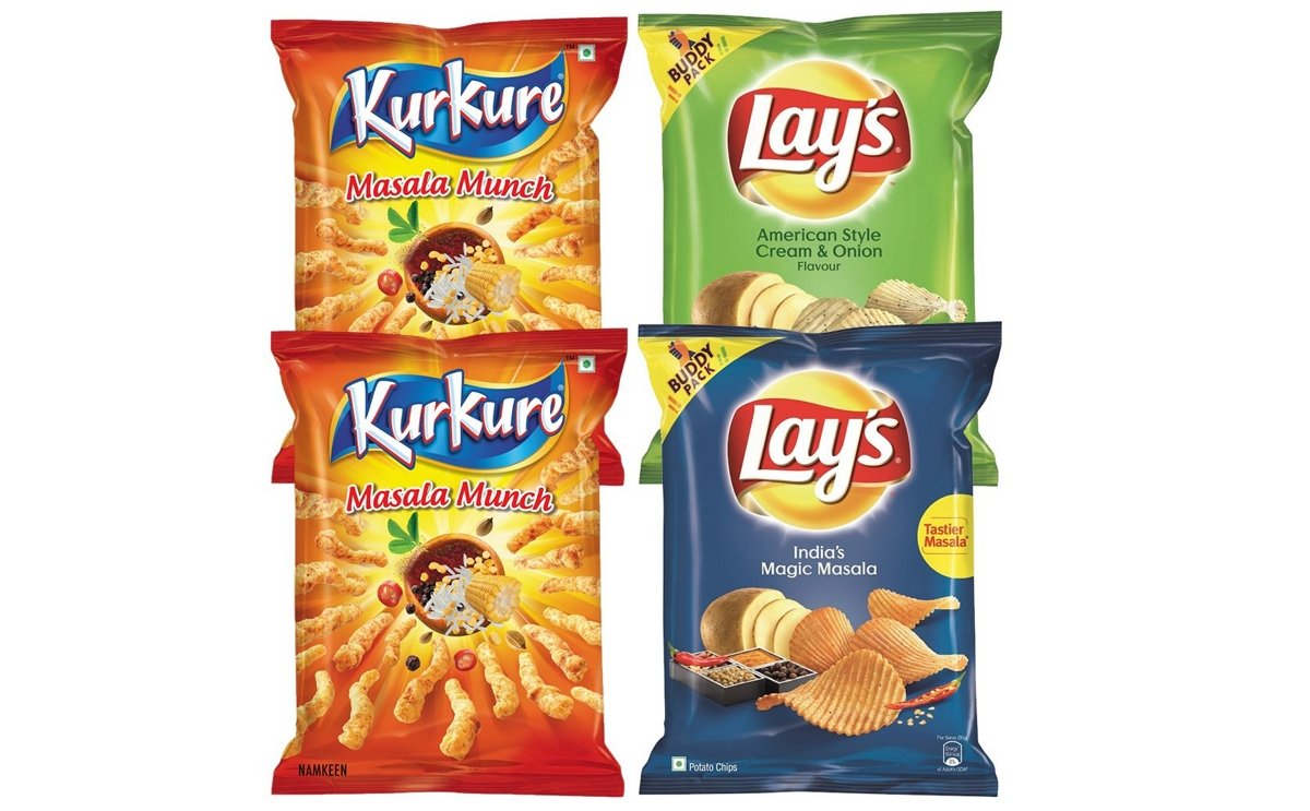 PepsiCo India partners with Dunzo to launch Exclusive LAY'S and Kurkure E-Stores