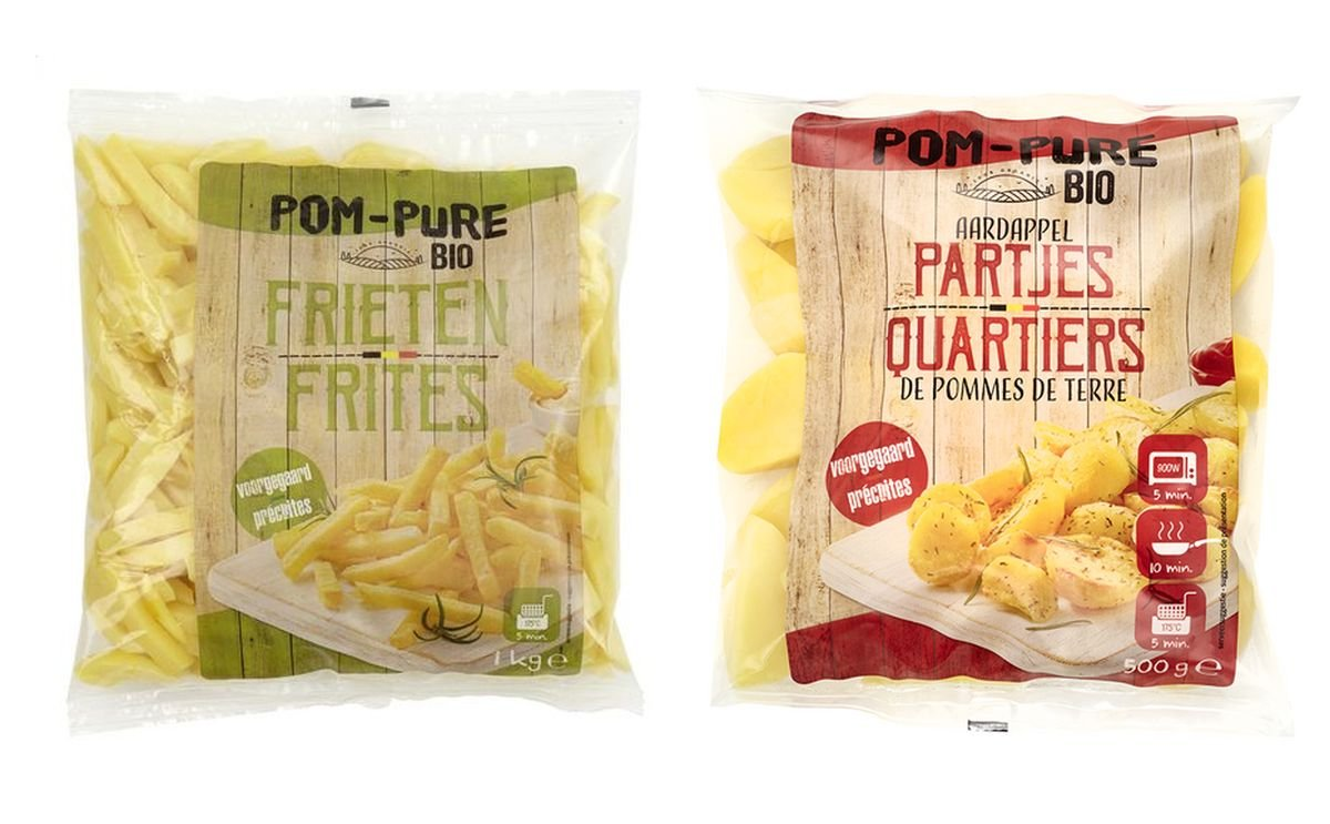 De Aardappelhoeve introduces a convenience potato product targeting a younger generation