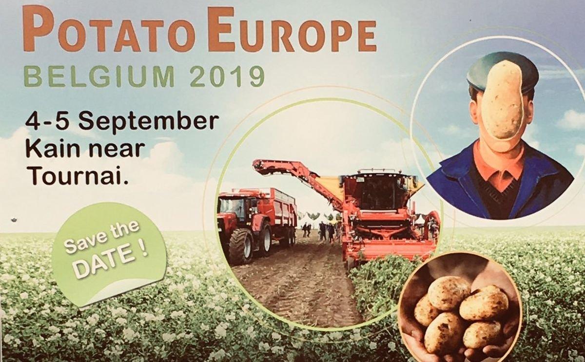 An international fair at the heart of the Belgian potato sector.